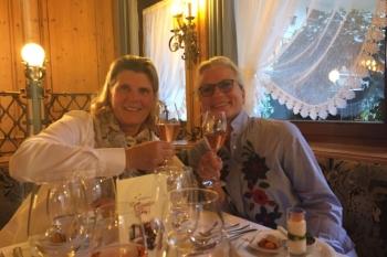 Weinprobe mit Herrn Schätzle